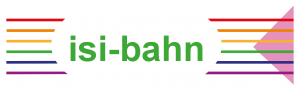 isi-bahn Logo